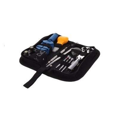 Tool Kit Professionale Di Riparazione Orologi da 30 Pezzi In Sacchetto Di Nylon [version:x7.4] by DELIAWINTERFEL