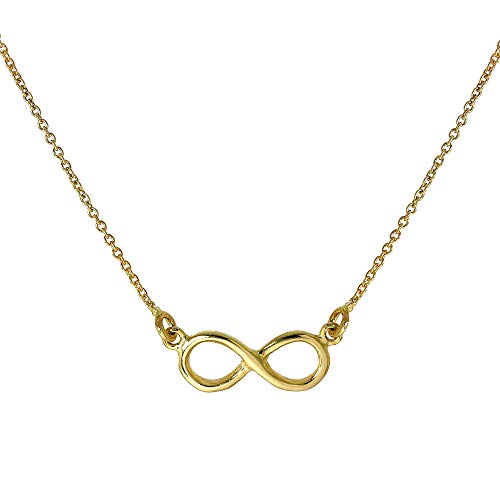 Collar Oro Amarillo 9 Quilates de Símbolo de...