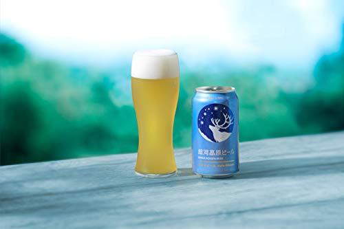 銀河高原ビール小麦のビール[クラフトビール白ビールヘーフェヴァイツェン日本350mlx24本]