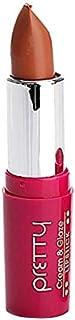 Flormar Pretty Cream and Glaze Lipstick - P303, 4.2 g, Brown