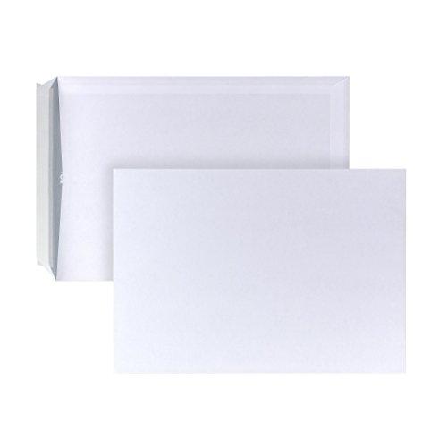 POSTHORN Versandtasche C4 (324x229mm) haftklebend weiß 120g  250 Stück