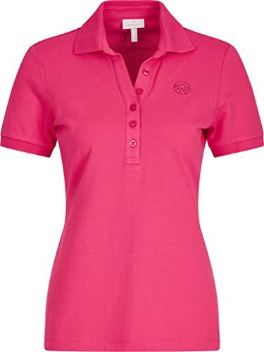 Sportalm Damen Poloshirt Größe 38 EU Pink (pink)