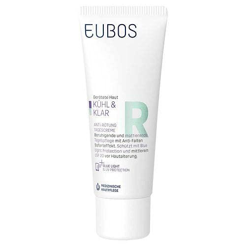 EUBOS KÜHL & KLAR Anti-Rötung Tagescreme LSF 20 40 ml