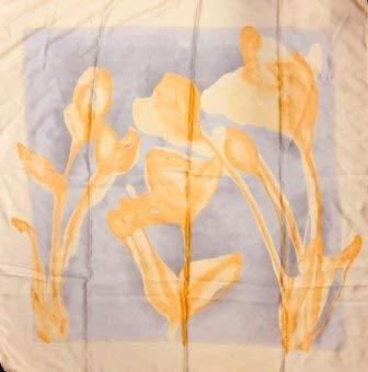 Passigatti Modisches Tuch 85x85 cm 100% Polyester, beige