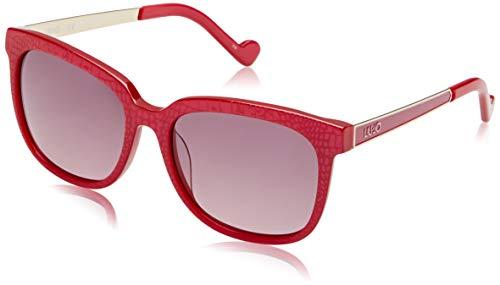 Liu Jo LJ654S 628 55 Gafas de sol, Strawberry, Mujer