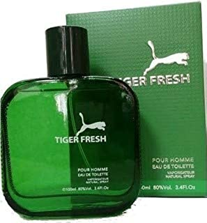 c10236e5a Cosmo Designs Tiger Fresh Pour Femme EDT 100ml