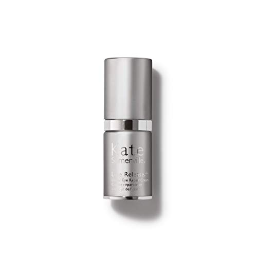 Kate Somerville Line Release Under Eye Repair Cream (0.5 Fl. Oz.) Eye Brightener to Smooth the Look of Wrinkles, Reduce the Appearance of Puffiness and Dark Circles