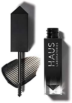 Haus Laboratories Risque Brow & Lash Sparkle Topper, Brow Gel & Mascara