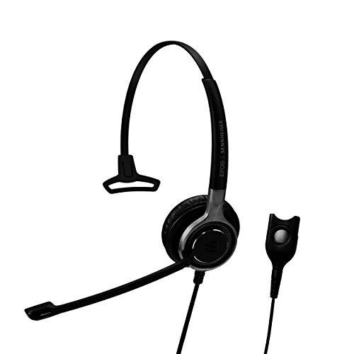 Sennheiser Century SC 630 Premium Fone de ouvido com fio unilateral (504556)