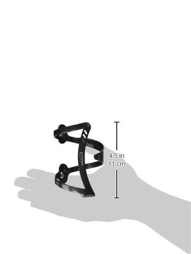 Ibera(イベラ)ボトルケージ/ドリンクホルダー軽量合金30gカーボン柄
