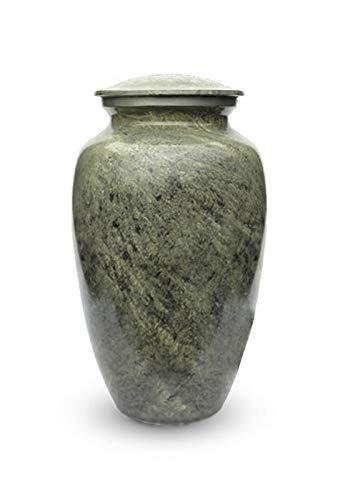 Urna funeraria Aluminio 'Elegance' con Mirada de Granito
