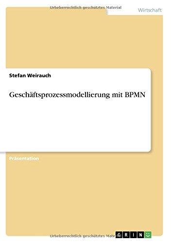 Geschäftsprozessmodellierung mit BPMN