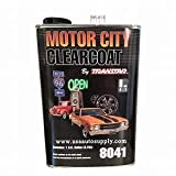 TRANSTAR Motor City Clearcoat (Gallon Clear only)