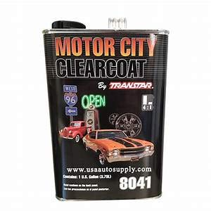 TRANSTAR Motor City Clearcoat (Gall…