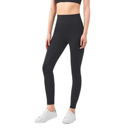 QTJY Leggings de Yoga de Longitud Completa para Mujer, Pantalones para Correr, Ajuste cómodo, Estiramiento, Pantalones de Yoga de Secado rápido, Pantalones de Fitness JL