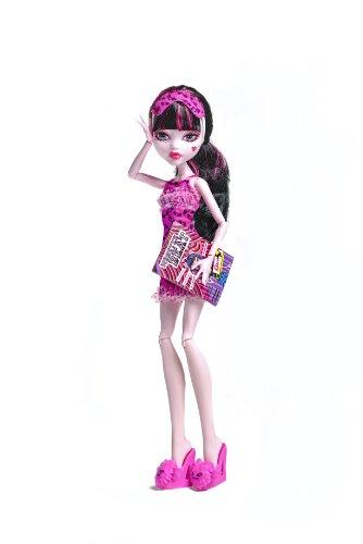 Mattel X4515 - Monster High Draculaura, Todmüde Puppe