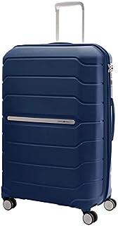 Samsonite 74645 Octolite Spinner Hard Side Luggage Bag, Navy, 75 Centimeters