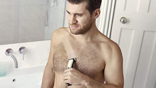 フィリップスボディーグルーマーお風呂使用可シェービング&トリミング(カラダ用)メタリックゴールド/ブラックBG7025/15