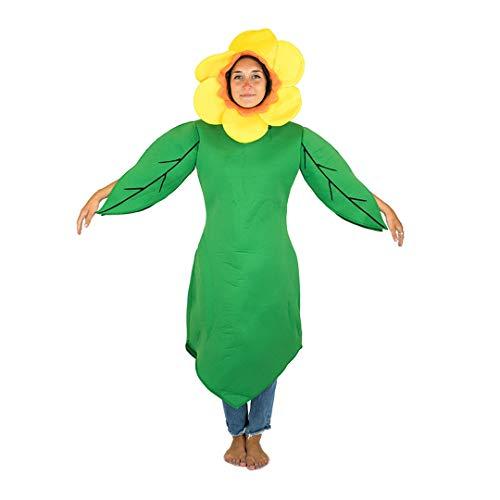 Bodysocks® Disfraz de Flor Adulto