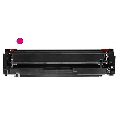 AAMM CF410A CF411A CF412A CF413A Cartucho de tóner para HP Color Laserjet Pro M452nw 452dn 452dw 452fnw M477fdw 477fdn M377dw, imprima 2300 páginas-Red