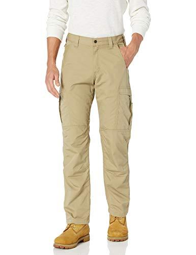 Carhartt Herren Force Extremes Rugged Flex Cargo Pants, Dark Khaki, W34/L32