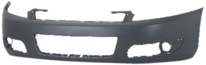 Sherman Replacement Part Compatible with Chevrolet Impala Front Bumper Cover (Partslink Number GM1000764)