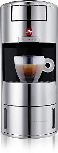 Illy X9 Iperespresso - Macchina da caffè a capsule - Chrome