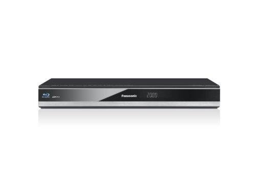 Panasonic DMR-BCT720EG 3D Blu-ray Rekorder 500GB (Twin-HD, DVB-C Tuner, HDMI, CI+, HbbTV, WLAN, USB) schwarz