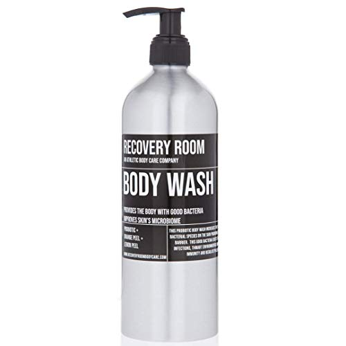 RECOVERY ROOM Anti-Bacterial Body Wash, Vegan & Cruelty Free, Sulphate Free Body...
