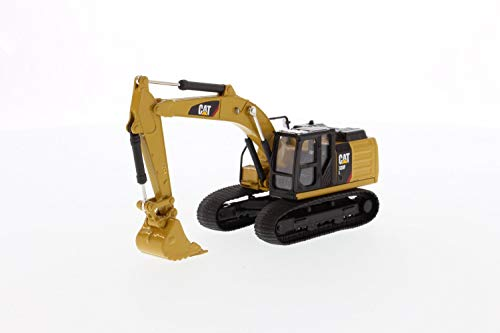 Diecast Masters Caterpillar CAT 320F L Hydraulic Excavator 1:64 Play and Collect Series Diecast Model 85606