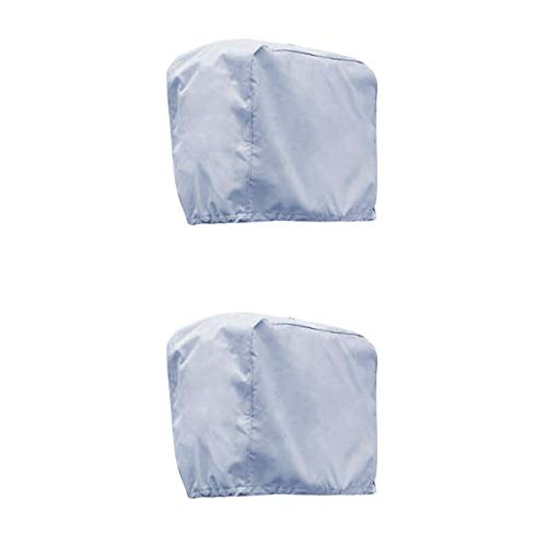 Review Of Homyl 2pcs Outboard Boat Motor Cover, Waterproof UV Resistant Thick Polyester Fabric Outbo...
