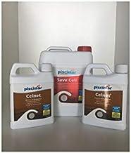 YMBERSA Kit de Limpieza y Mantenimiento preventivo de Células Electrolisis Salinas.