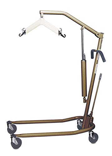 Probasics Personal Hydraulic Patient Body Lift (with X-Large Full Body Nylon Sling)
