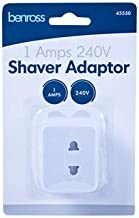 Travel Adapters for Travelling - UK Europe USA Australia Ireland Plus Shaver Adapter