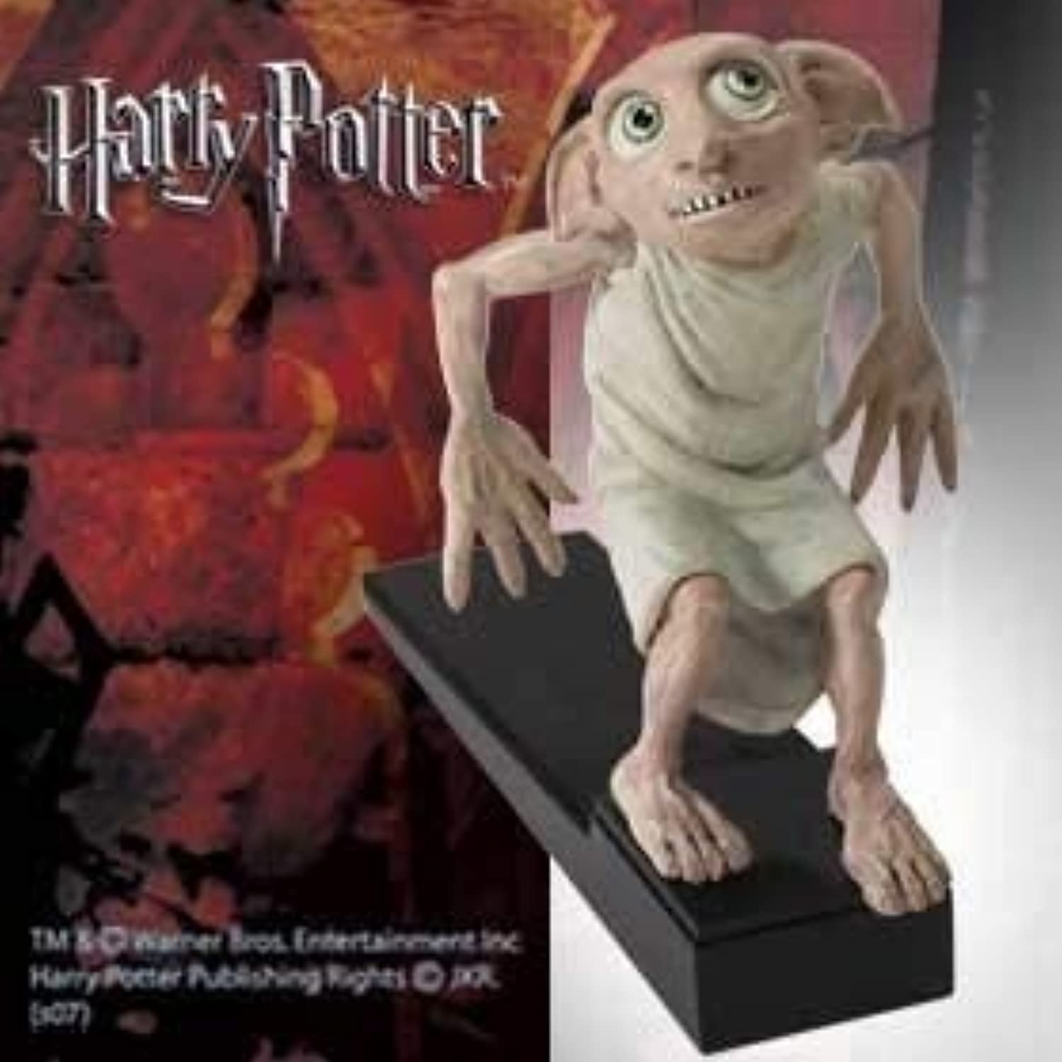 Noble Collection Dobby The House Elf Türstopper aus Harry Potter and The Chamber of Secrets