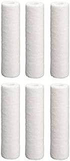 Hydronix SDC-25-1005 Sediment Polypropylene Water Filter Cartridge 6 Pack