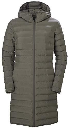 Helly Hansen W Urban Liner Coat Abrigo de Vestir, 482 Beluga, M...