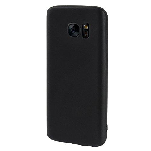 Cover Samsung Galaxy S7 Edge, Ultra Sottile Anti Graffio Case Anti Impronte Protettiva e Leggera Cover per Samsung Galaxy S7 Edge, Samsung Galaxy S7 Edge Custodia - Nero
