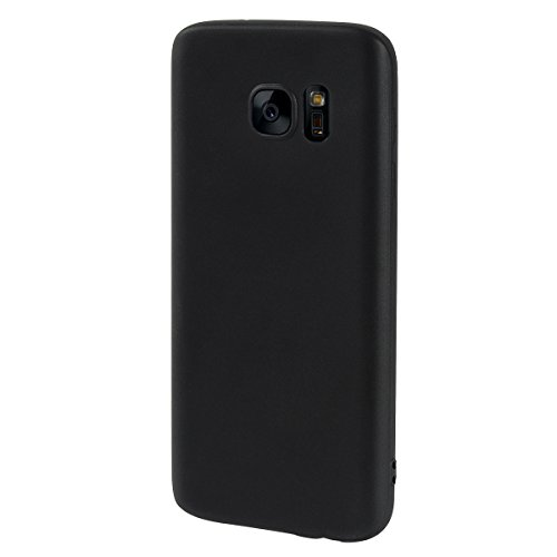 Cover Samsung Galaxy S7 Edge, Ultra Sottile Anti Graffio Case Anti Impronte Protettiva e Leggera Cover per Samsung Galaxy S7 Edge, Samsung Galaxy S7 Edge Custodia - Nero