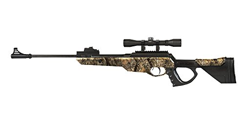 Bear River TPR 1200 Hunting Air Rifle - .177 Airgun - Pellet Gun with Scope Included