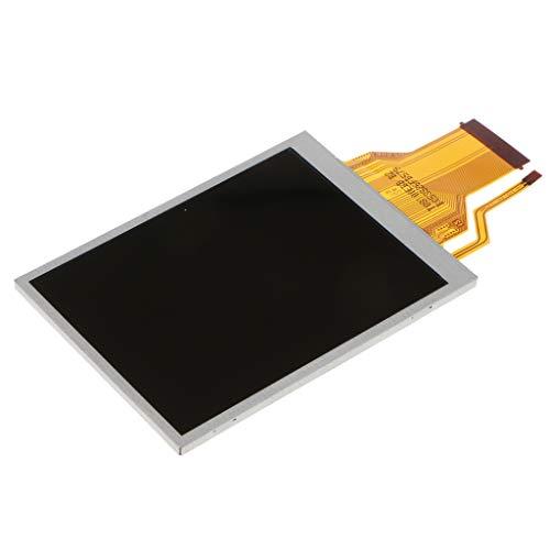 F Fityle Reemplazo de Pantalla LCD para Nikon Coolpix p510 l310 con Luz de Fondo