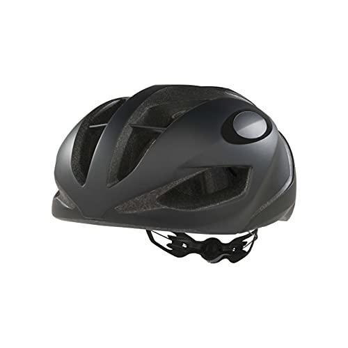 Oakley Aro5 Schwarz, Fahrradhelm, Größe XL - Farbe Blackout