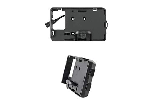 WOAIWO LingDian Teléfono móvil Motocicleta Soporte de navegación USB Pago DE Carga Ajuste para R1200GS F800GS ADV F700GS R1250GS CRF 1000L F850GS F750G