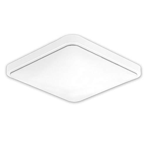 Fanville LED plafond omlaag licht vierkante cover geen licht modern ontwerp voor slaapkamer keuken woonkamer