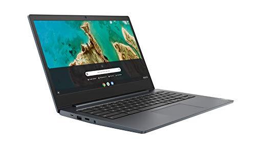 Lenovo IdeaPad 3 Chromebook 35,6 cm (14 Zoll, 1920x1080, Full HD, entspiegelt) Ultraslim Notebook (Intel Celeron N4020, 4GB RAM, 64GB eMMC, Intel UHD-Grafik 600, ChromeOS) dunkelblau - 2