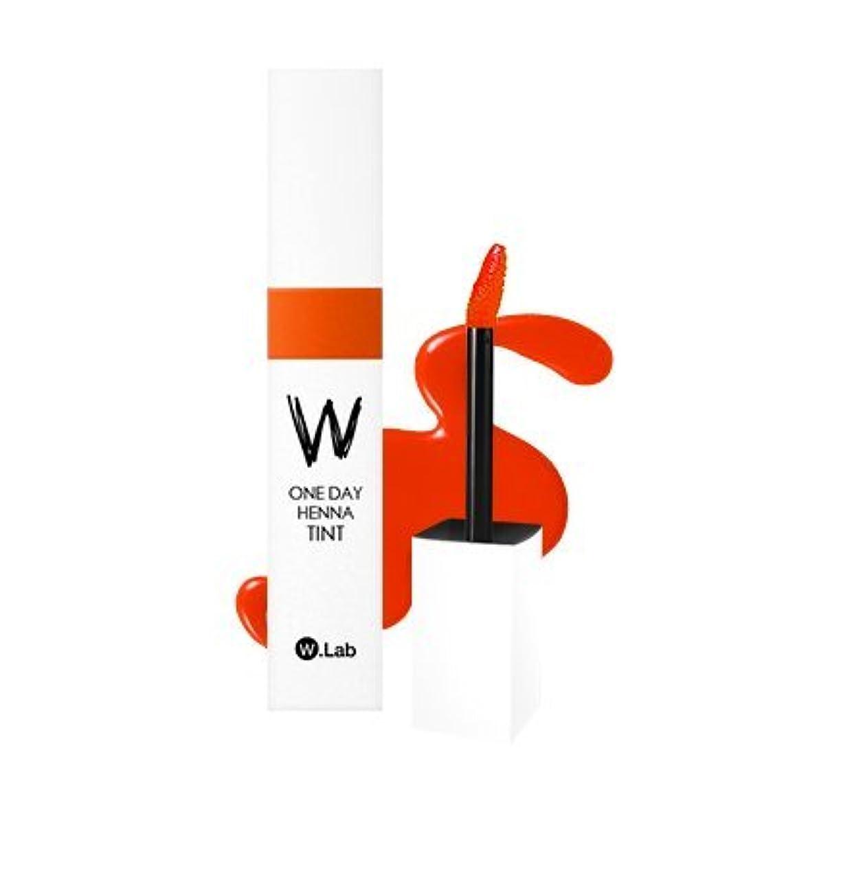 不定そしてにじみ出るW.Lab(Wラボ) ヘナティント/Hena Tint (3.ファッショナブル) [並行輸入品]