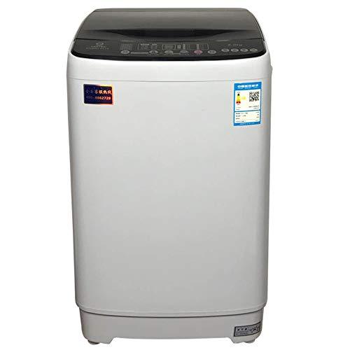 DEAR-JY Portatil Lavadora,Mini Lavadora Completamente automática para el hogar de 8 kg con Limpieza Profunda de luz Azul UV,Lavado y deshidratación,Adecuado para el hogar el apartamento