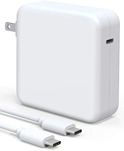 Tissyee 96W USB C Power Adapter Compatible with MacBook Pro Air Charger for MacBook Pro 13 15 product image