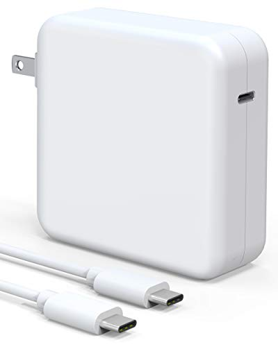 Price comparison product image Tissyee 96W USB C Power Adapter,  Compatible with MacBook Pro Air Charger,  for MacBook Pro 13 15 16 inch 2020 2019 2018 New Air 13 inch