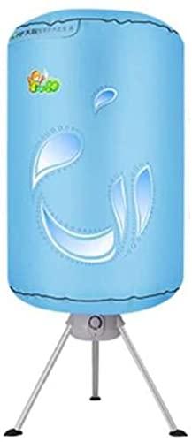 Asciugatrice for abiti elettrici for uso domestico,gancio for asciugatrice portatile ad alta potenza da 1000 W,riscaldamento piccolo pieghevole,può essere utilizzato come deumidificatore del riscaldat